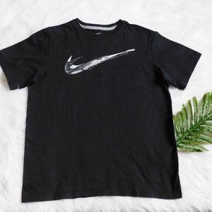 Nike Athletic T-shirt Boys  Black